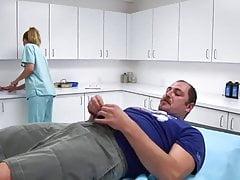 Nurse lends a hand